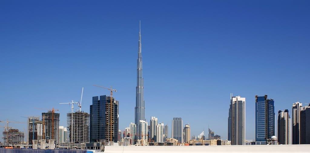 Mudanza a Dubai 1