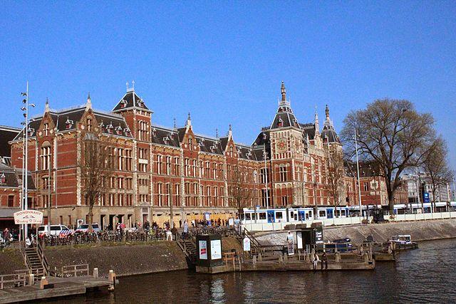 Mudanza a Amsterdam