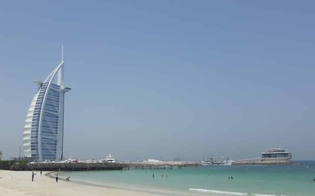 Mudanza a Dubai 2