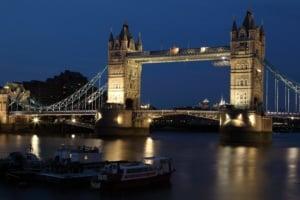 Mudança a Londres