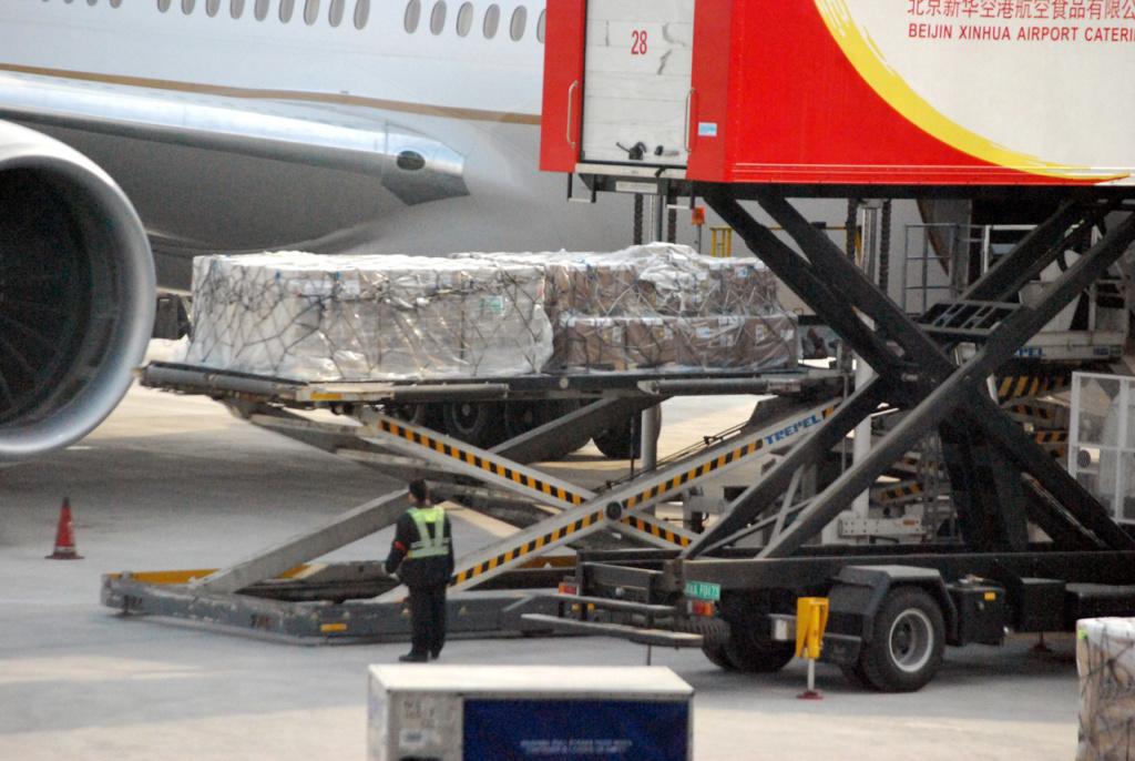 Medios de transporte: avión