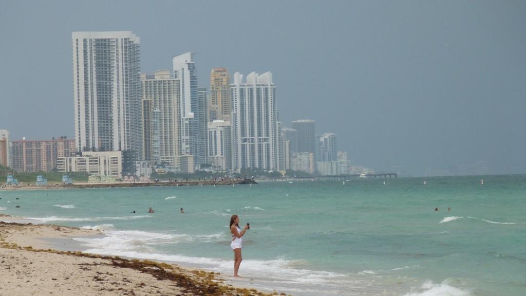 Mudanza a Miami