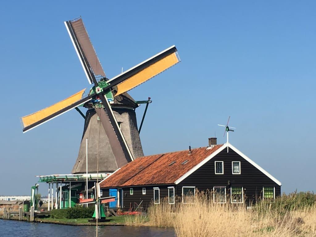 Mudanza a Holanda