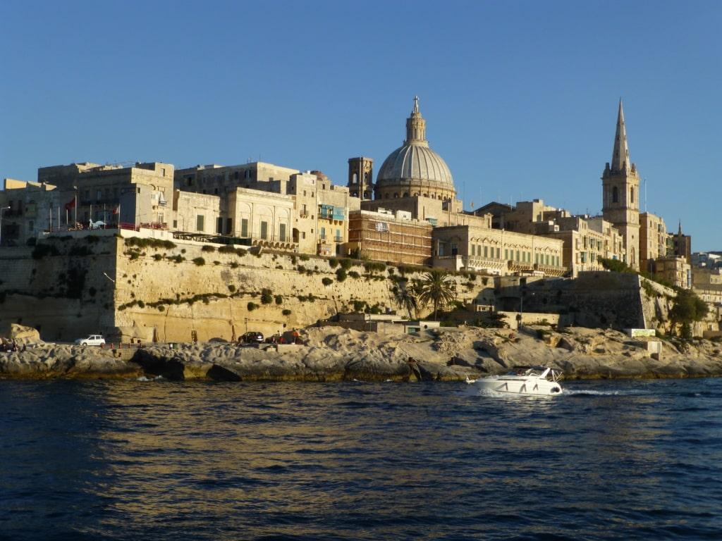 Mudanza en la Unión Europea - Malta