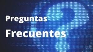 FAQ - preguntas frecuentes en español