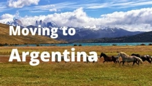 Moving to Argentina from Spain