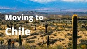 Moving to Chile from Spain