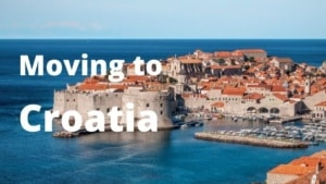 Moving to Croatia from Spain