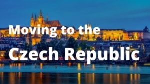 Moving to Czech Republic from Spain