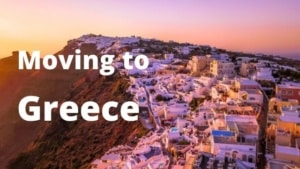 Moving to Greece from Spain