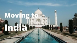 Moving to India from Spain