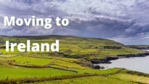 Moving to Ireland from Spain