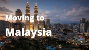 Moving to Malaysia from Spain