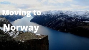 Moving to Norway from Spain