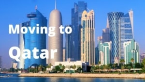 Moving to Qatar from Spain.