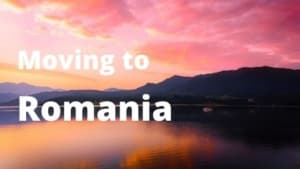 Moving to Romania from Spain.