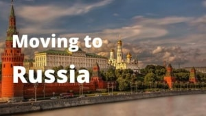 Moving to Russia from Spain