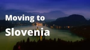 Moving to Eslovenia from Spain