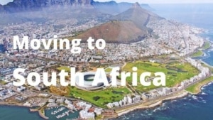 Moving to South Africa from Spain