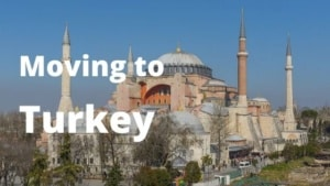 Moving to TUrkey from Spain. Moving to Istanbul.