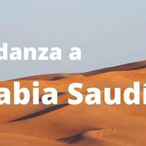 Mudanza a Arabia Saudí