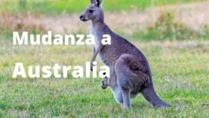 Mudanza a Australia