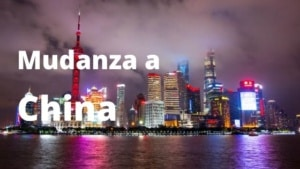 Mudanza a China