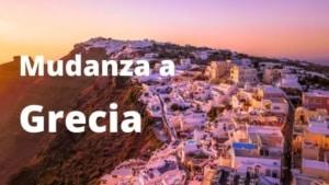 Mudanza a Grecia