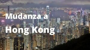 Mudanza a Hong Kong