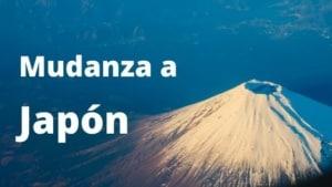 Mudanza a Japón