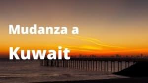 Mudanza a Kuwait