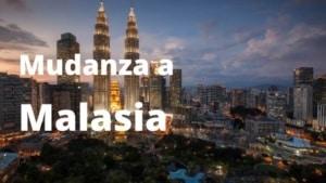 Mudanza a Malasia