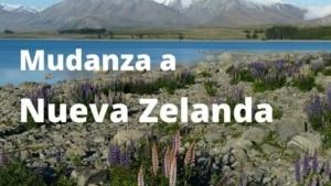 Mudanza a Nueva Zelanda