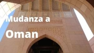 Mudanza a Oman