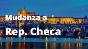 Mudanza a República Checa