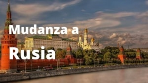 Mudanza a Rusia