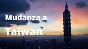 Mudanza a Taiwan
