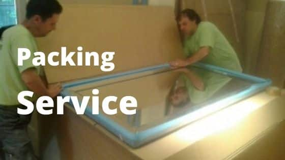Packing service Wisse Moving