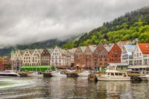 Mudanza a Noruega