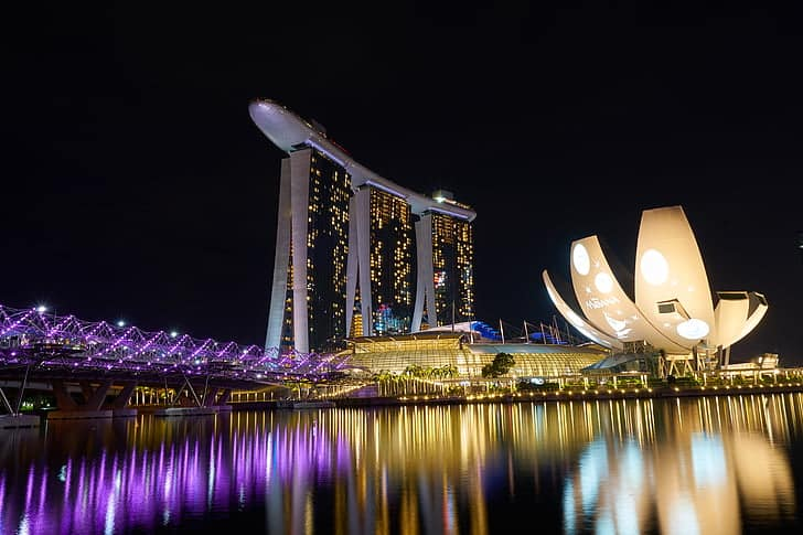 Mudanza a Singapúr
