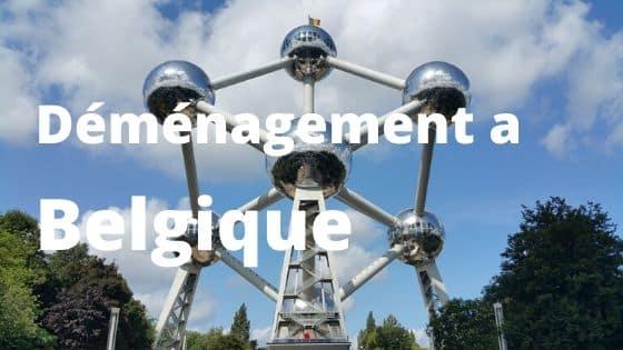 Déménagement a Belgique