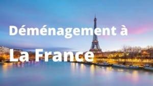 Déménagement a La France