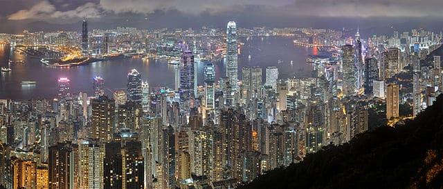 Mudanza a Hong Kong desde España