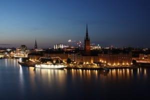 Mudanza a Suecia