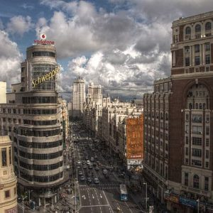 Mudanza internacional Madrid a cualquier destino
